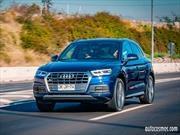 Audi Q5 2017 en Chile, la renovación del SUV premium más vendido en el mundo