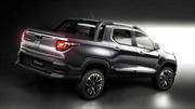 Nueva FIAT Strada 2020 ahora muestra la retaguardia