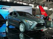 Scion iA 2016, sedán subcompacto que Toyota venderá en México