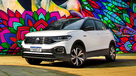 Volkswagen T-Cross 2021, al fin con motor Turbo en Chile