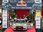 Benito Guerra gana para México el 2o lugar en el Rally de Alemania
