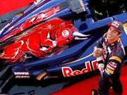 F1: Toro Rosso cambia el motor Ferrari por uno de Renault