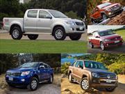 Top 5 las pick-ups más vendidas de 2014
