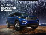 Ford Explorer Hybrid 2020: gran SUV americana