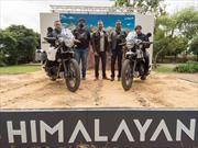 """Royal Enfield presentó en sociedad la """"Himalayan"""""""