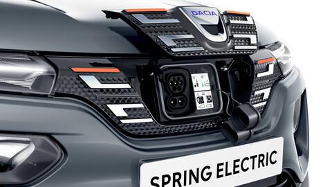 Este nuevo auto eléctrico se salva de los radares y de las multas, pero por lento.