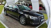 Audi A8 Security 2012 se presenta en la Gala del Automóvil 2011
