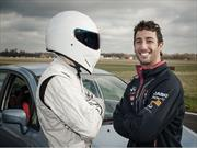 Daniel Ricciardo conquista la pista de Top Gear
