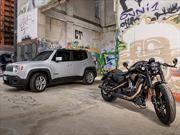 Harley Davidson y Jeep renuevan alianza para 2018