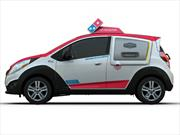 Chevrolet Spark es el carro de Domino's Pizza