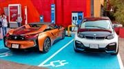BMW inaugura el corredor de carga de autos eléctricos más grande en México