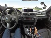 BMW integra deportivas GoPro