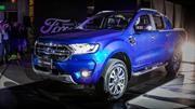 Ford Ranger 2020 se renueva en Argentina