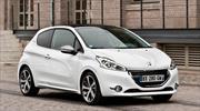 Peugeot 208: Fotografías exclusivas