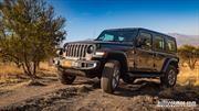 Probando el Jeep Wrangler 2019