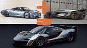 McLaren BC-03: se filtran imágenes del nuevo hiperdeportivo