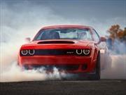 Dodge Challenger Demon SRT 2018: lo que debes saber de su motor
