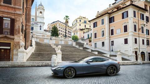 Ferrari anuncia la llegada del Roma a Chile