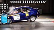 Ford Figo 2019 obtiene cuatro estrellas en pruebas de impacto