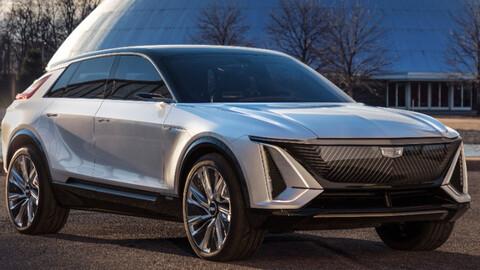 Cadillac se reinventa con su primer eléctrico, el LYRIQ
