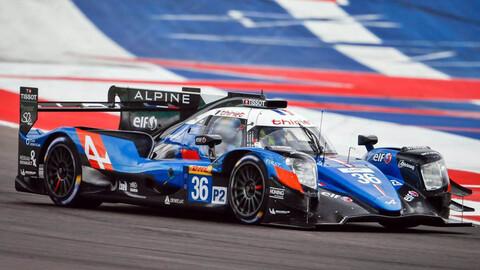Alpine competirá en la categoría LMP1 del WEC en 2021