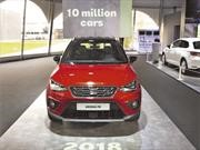 SEAT alcanza las 10 millones de unidades en la planta de Martorell
