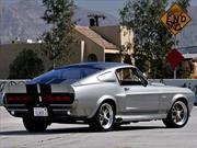 Subastan el Ford Mustang Eleanor número 7 de la película 60 Segundos