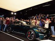 Ford Mustang Bullitt #1 fue subastado