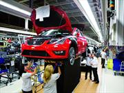 SEAT celebra 20 años de su fábrica en Martorell