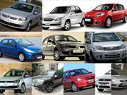 Top 10: Los Autos más vendidos en Julio de 2012
