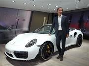 Platicando con Michael Mauer Jefe de Diseño de Porsche