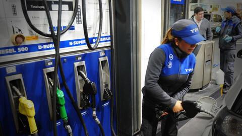 Los combustibles YPF ofrecen calidad internacional en Argentina