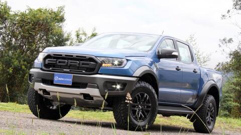 Prueba de manejo Ford Ranger Raptor, apasionada por la aventura