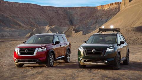 Nissan Pathfinder 2022 debuta