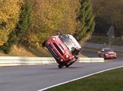 Piloto chino rompe récord en Nürburgring, en dos ruedas