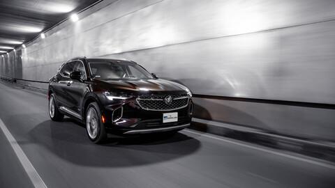 Manejamos el Buick Envision 2021