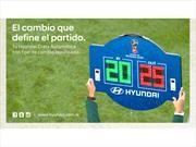 """""""El cambio que define el partido"""", la nueva propuesta de Hyundai"""