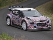 Citroën prueba el nuevo C3 WRC 2017