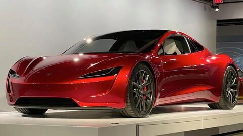 Tesla Roadster SpaceX tendrá una aceleración demencial