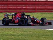 F1: Red Bull presenta su nuevo monoplaza en colaboración con Honda