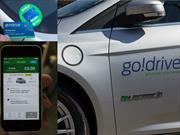 GoDrive, Ford experimenta con el car-sharing