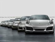 Las siete generaciones del icónico Porsche 911