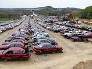 Cancelación de matrícula de vehículos: gran dolor de cabeza