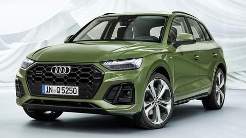 Audi Q5 2021, actualización con mejoras en diseño, tecnología y desempeño