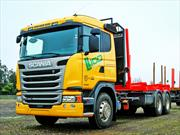 Camión Scania con máximos niveles de Seguridad Activa: G400CB6X4