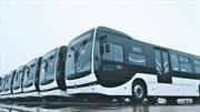 Viene en camino la flota de buses eléctricos más grande de Colombia