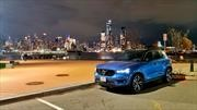 Test drive Volvo XC40: México - New York, ida y vuelta