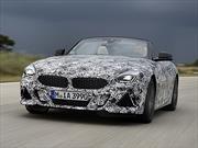 El nuevo BMW Z4 empieza a estirar las piernas