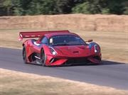 Brabham BT62 regresa en Goodwood 2018