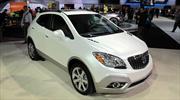 Buick Encore 2013 debuta en el Salón de Detroit